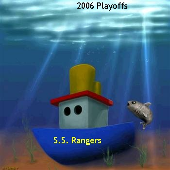 Rangers Season Over